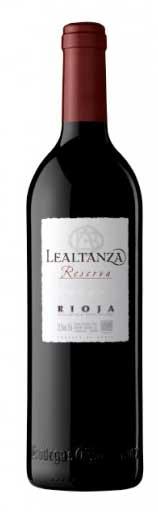 Lealtanza  Reserva ( Altanza ) 2001