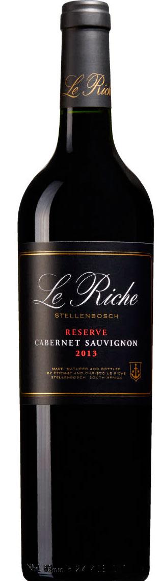Cabernet Sauvignon Reserve ( Le Riche Wines ) 2013
