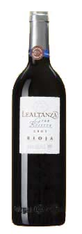Lealtanza Crianza ( Altanza ) 2011