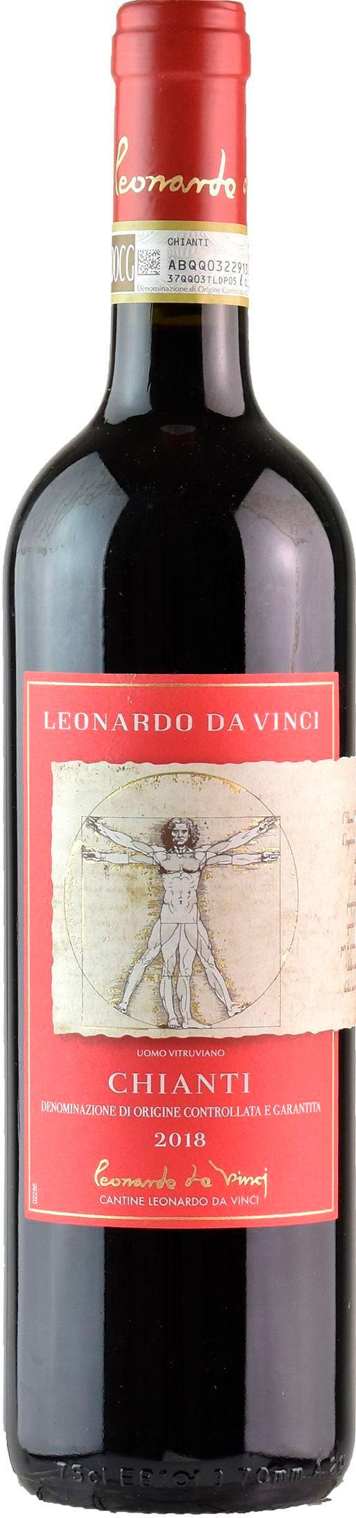 Chianti ( Leonardo Da Vinci ) 2019
