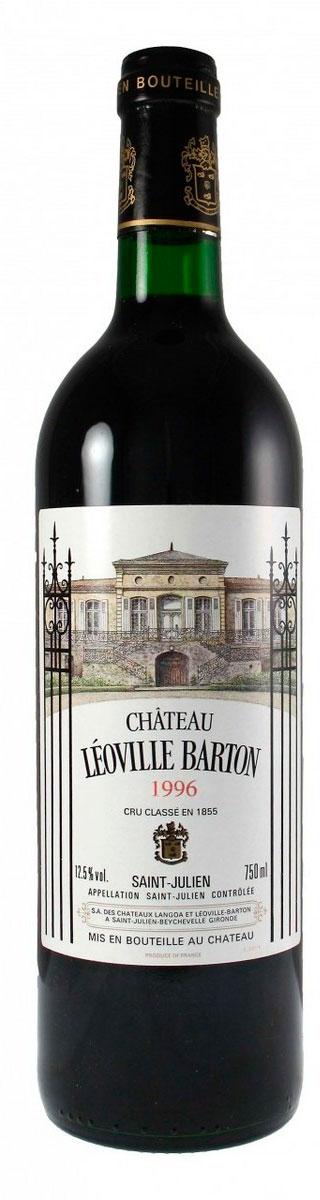 Château Léoville Barton ( Château Langoa et Léoville Barton ) 2012