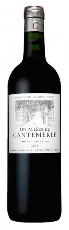 Les Allées de Cantemerle ( Château Cantemerle ) 2010
