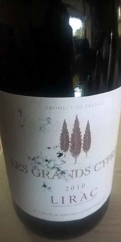 Les Grands Cypres ( Andéol Salavert ) 2010