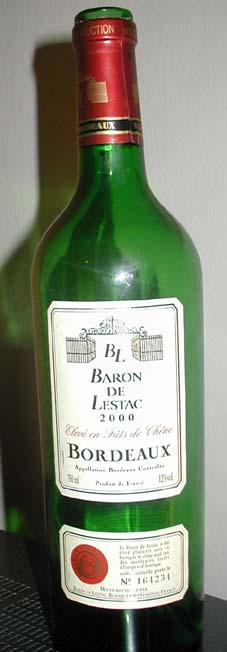 Baron de Lestac ( Baron de Lestac ) 2015
