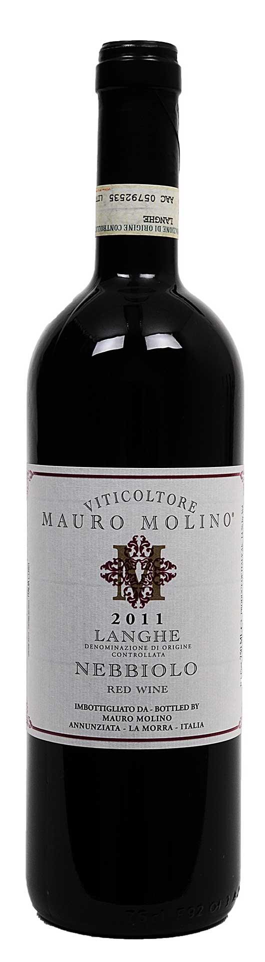 Langhe Nebbiolo ( Azienda Agricola Mauro Molino ) 2013