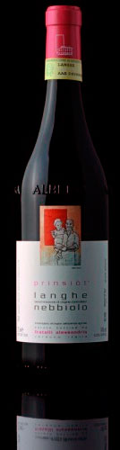 Langhe Nebbiolo Prinsiòt ( Fratelli Alessandria ) 2007