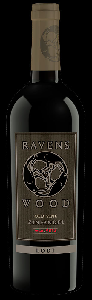 Lodi Zinfandel ( Ravenswood Winery ) 2008
