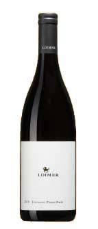 Terrassen Pinot Noir ( Weingut Fred Loimer ) 2010