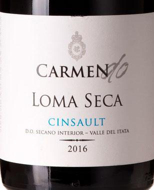 Loma Seca Cinsault ( Carmen ) 2016