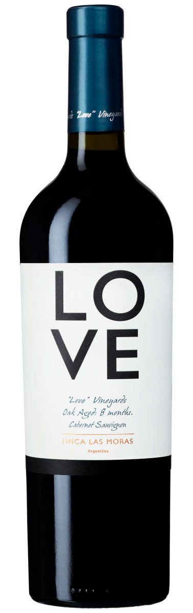Love Cabernet Sauvignon ( Finca Las Moras ) 2018