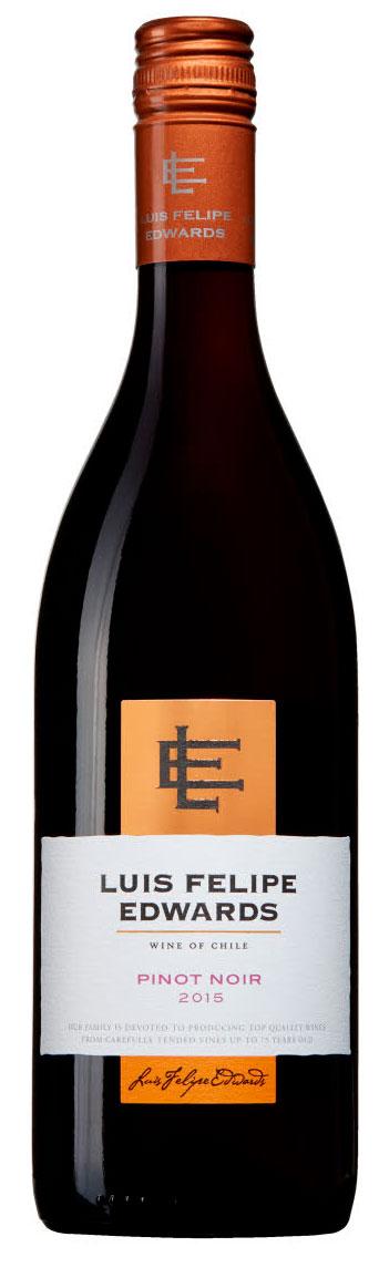 Pinot Noir ( Luis Felipe Edwards ) 2015