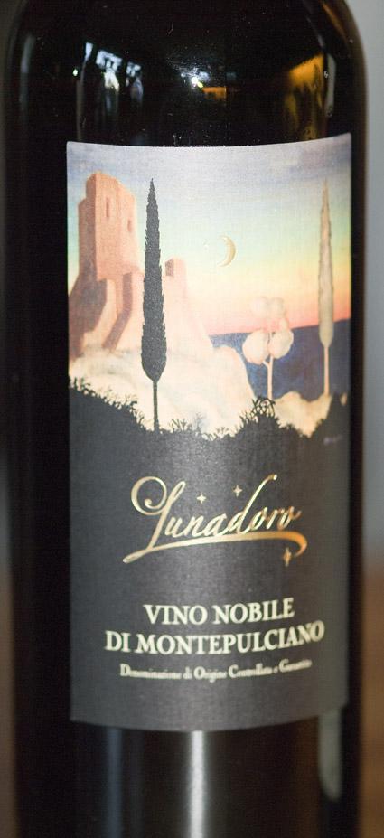 Vino Nobile di Montepulciano ( Lunadoro ) 2008