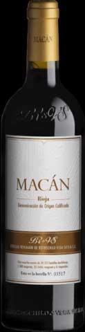 Macán ( Bodegas Vega Sicilia ) 2012