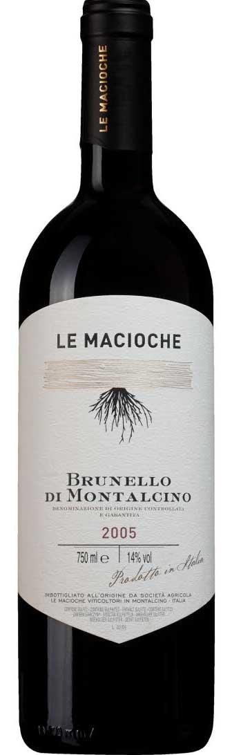 Brunello di Montalcino ( le Macioche ) 2001