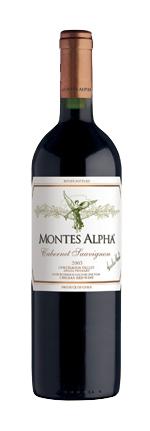 Cabernet Sauvignon ( Montes Alpha ) 2011