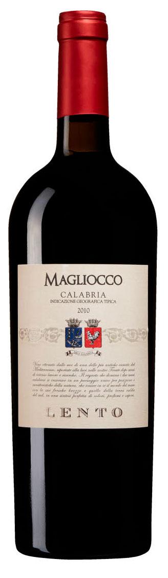 Magliocco ( Cantine Lento ) 2011