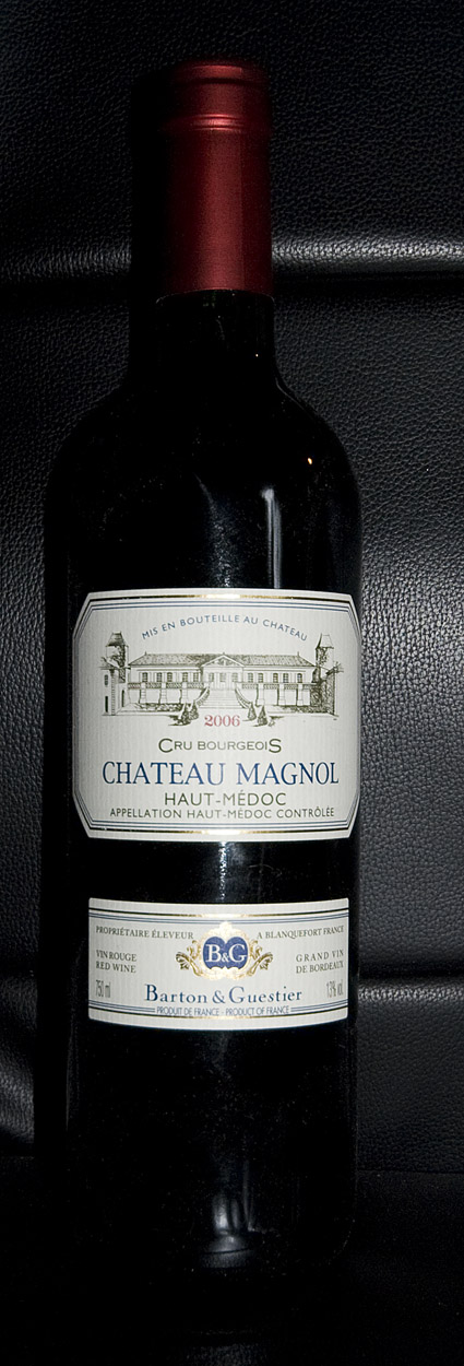 Château Magnol ( Château Magnol ) 2011