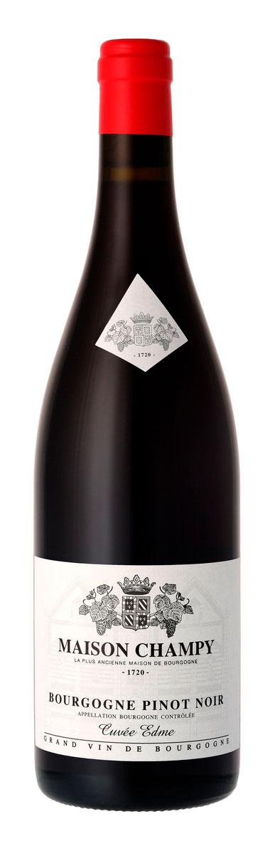 Bourgogne Cuvée Edme Pinot Noir ( Champy ) 2019