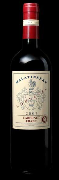 Noblesse Cabernet Franc ( Malatinszky Kúria  ) 2008