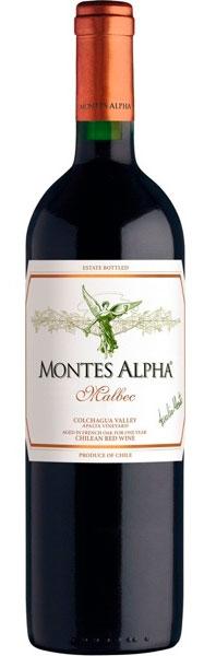 Malbec ( Montes Alpha ) 2011