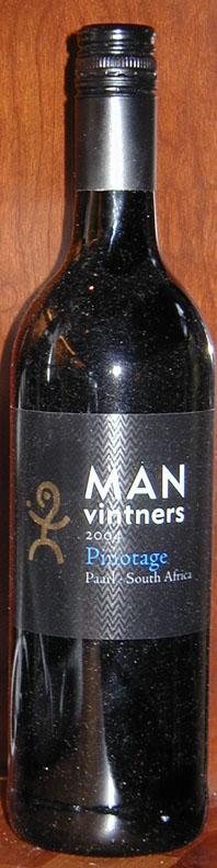 Pinotage ( MAN Vintners ) 2004