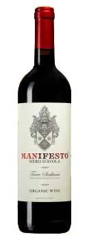 Manifesto Nero d`Avola ( Nordic Sea Winery ) 2016