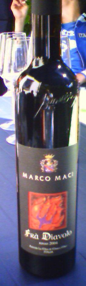 Frà Diavolo ( Marco Maci ) 2004