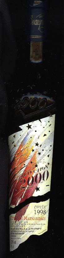 Cotes Du Marmandais 1998