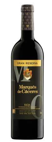Marqués de Caceres Gran Reserva ( Bodegas Marqués de Cáceres ) 1990