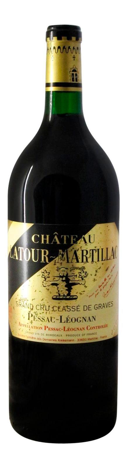 Château Latour Martillac ( Domaine Kressmann ) 2009
