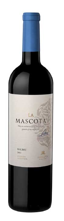 La Mascota Malbec ( Mascota Vineyards ) 2013