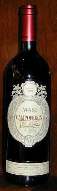 Campofiorin ( Masi ) 2001