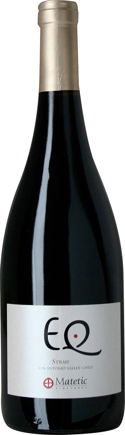 EQ Syrah ( Matetic Vineyards ) 2011