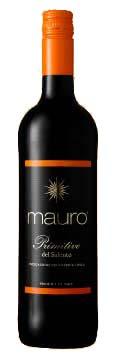 Primitivo Mauro  ( Mondo del Vino ) 2005