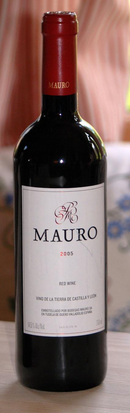 Bodegas Mauro ( Bodegas Mauro ) 2005