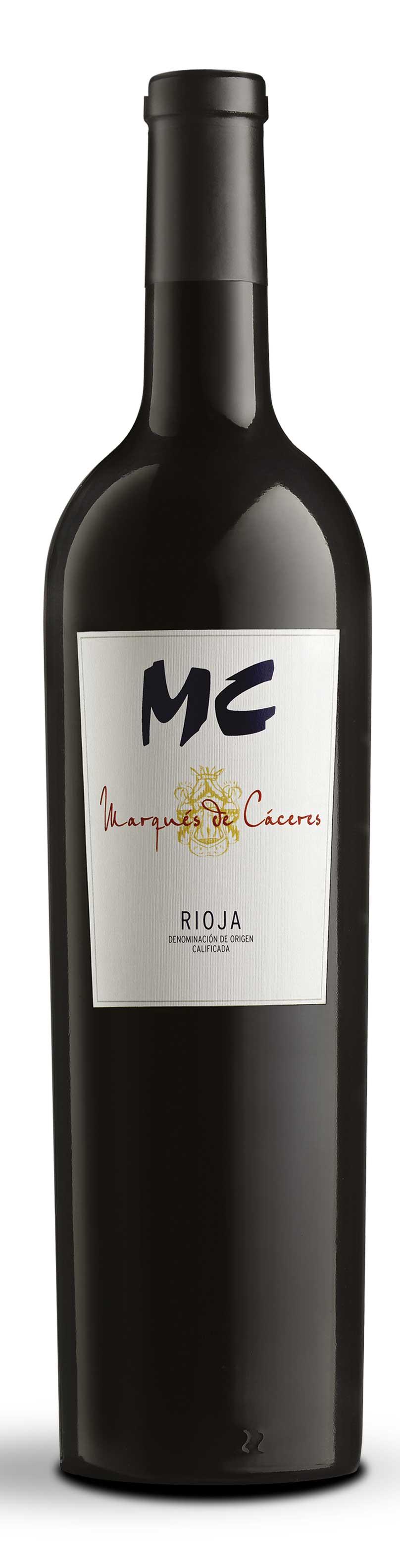 MC ( Bodegas Marqués de Cáceres ) 2002