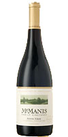 Petite Sirah ( McManis Family Vineyards ) 2014