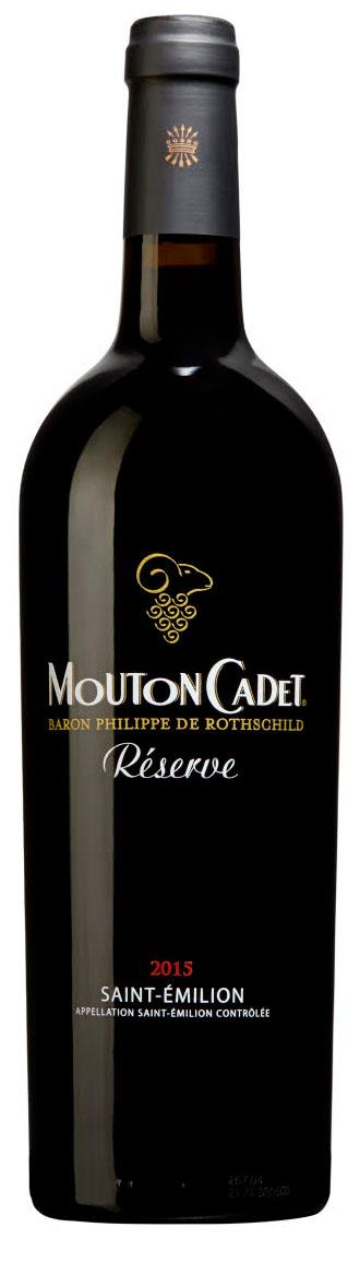Mouton Cadet Reserve ( Domaines Barons de Rothschild ) 2016
