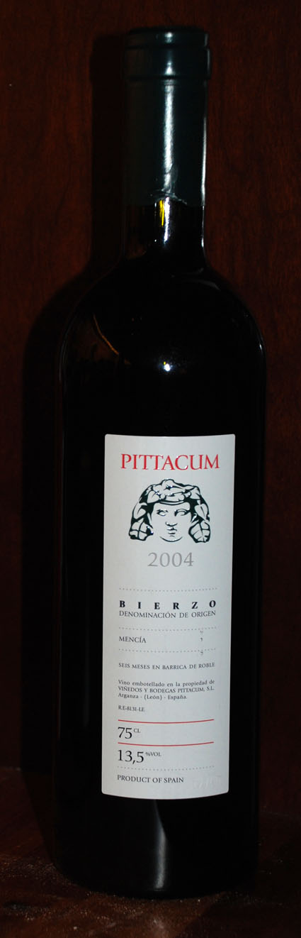 Mencía ( Bodegas Pittacum ) 2007