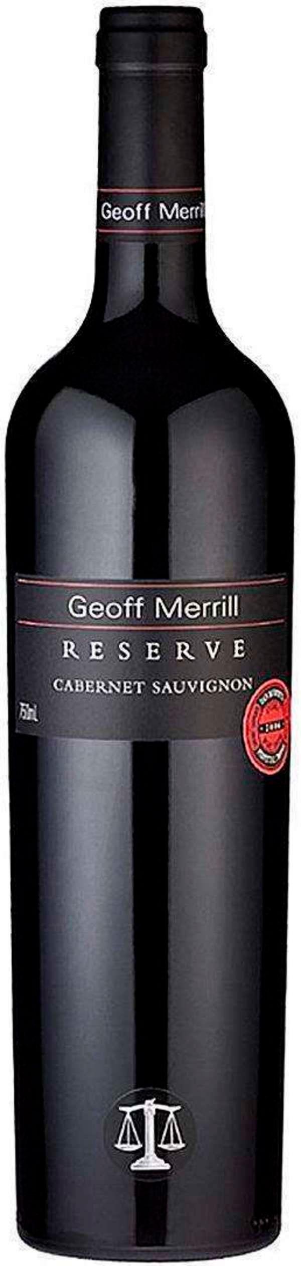 Reserve Cabernet Sauvignon ( Geoff Merrill ) 2011