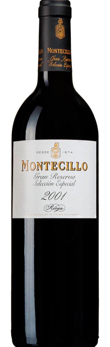 Montecillo Gran Reserva Especial ( Osborne Wines ) 2001