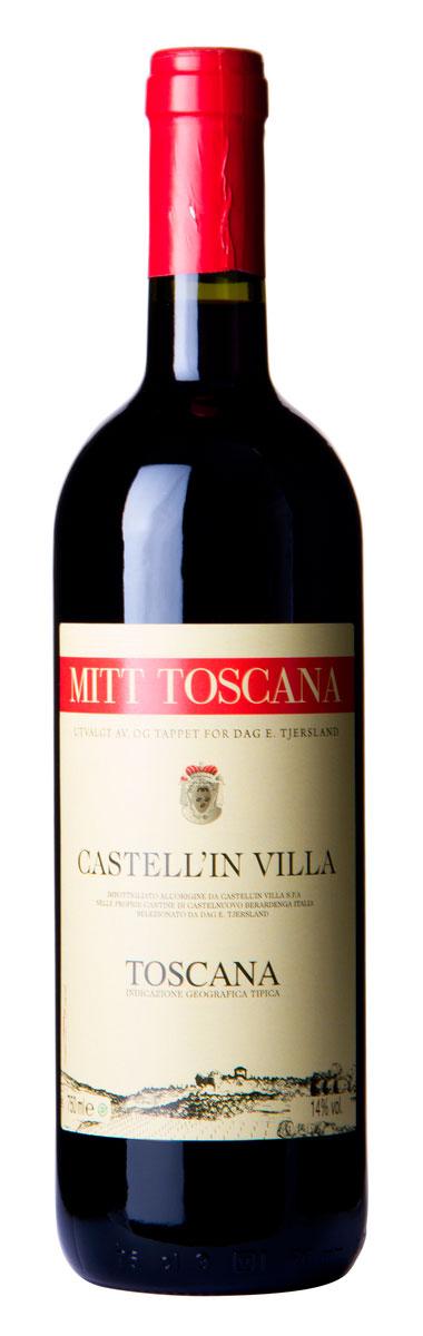 Mitt Toscana ( Castell`in Villa ) 2006