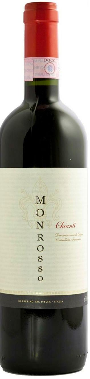 Chianti Monrosso ( Monsanto ) 2007