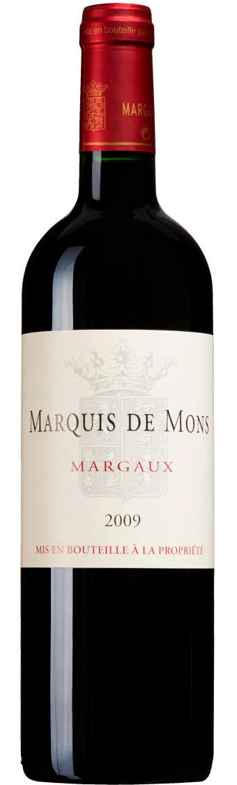 Marquis de Mons ( Château La Tour de Mons ) 2009