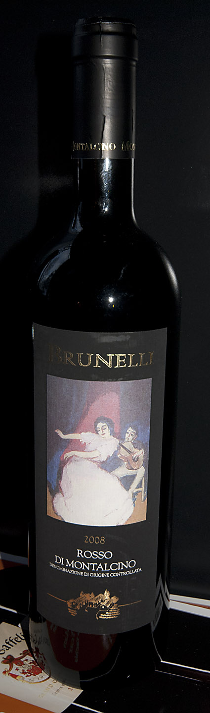 Rosso di Montalcino Brunelli ( Azienda Agricola Brunelli ) 2011