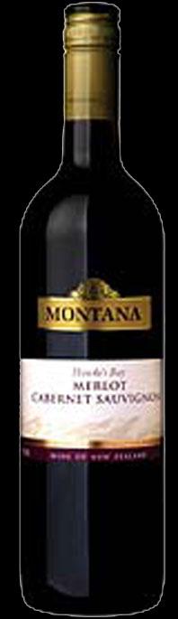 Cabernet Sauvignon Merlot ( Montana ) 2003