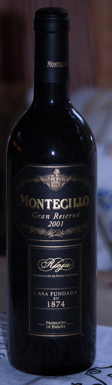 Montecillo Gran Reserva ( Osborne Wines ) 2005