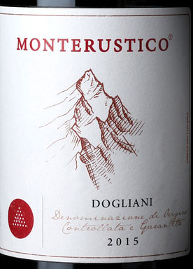 Monterustico Dogliani ( Vajra ) 2015