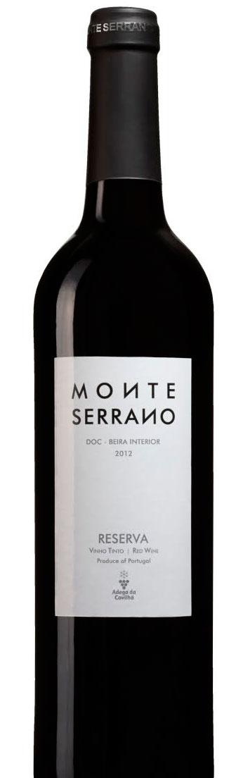 Monte Serrano Reserva ( Adega Cooperativa de Covilha CRL ) 2012