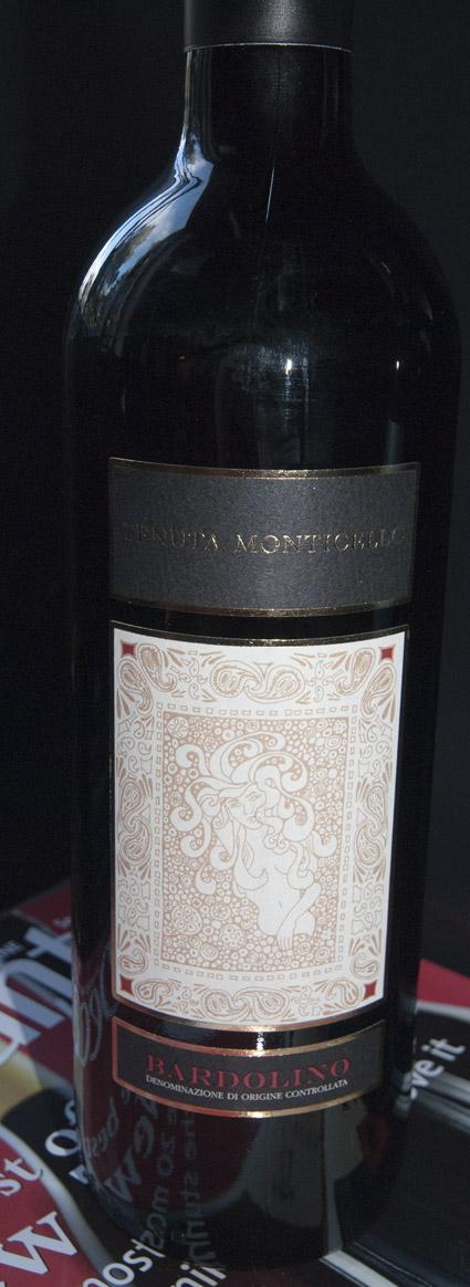 Tenuta Monticello Bardolino ( Orion Wines ) 2009